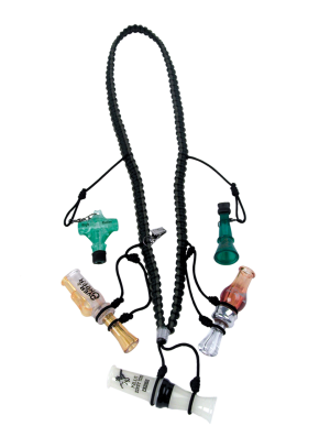 Primos Waterfowler's 3-Call Lanyard