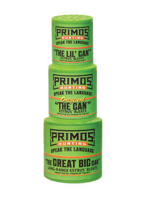 Primos The Can Family Pack