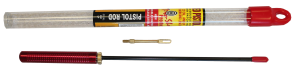 "Pro-Shot Products 8""Ctd. Pistol Rod .22 Cal & Up"