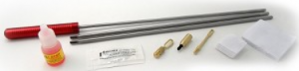 Pro-Shot Products Universal Kit .22 Cal-Up 3pc Rod Stainless Steel 36""