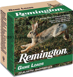 "Remington 410 Ga, 2 1/2"" 1/2 Oz #6"
