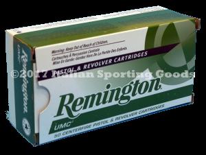 Remington 38 Special, 158 Gr Lead RN