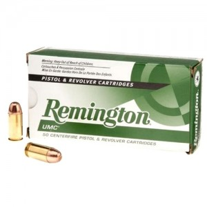 Remington 45 Auto, 230 Gr FMJ Plano Case