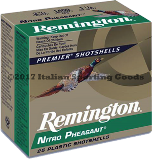Remington 20 Ga, 2 3/4 1 oz #6 Lead