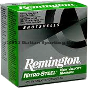 "Remington 12 Ga, 3"" Mag 1 1/8 Oz BB"