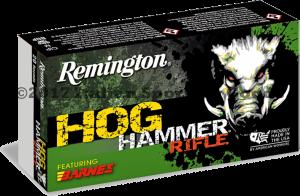 Remington 223 Rem, 62 Gr TSX Hog Hammer