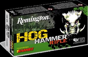 Remington 308 Win, 168 Gr TSX Hog Hammer