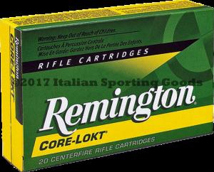 Remington 250 Savage, 100 Gr PSP