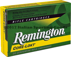 Remington 270 Win, 130 Gr PSP