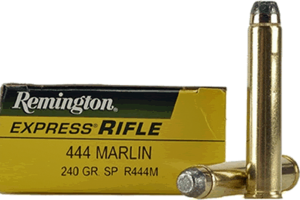 Remington 444 Marlin, 240 Gr SP