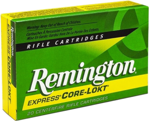 Remington 6MM Rem, 100 Gr PSP