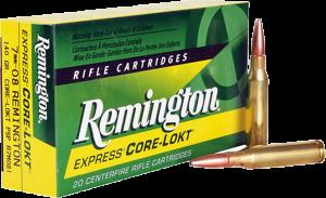 Remington 7MM-08 Rem, 140 Gr PSP