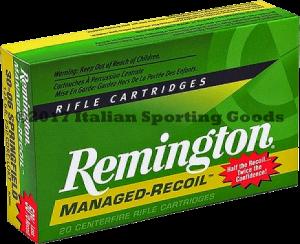Remington 30-06 Sprg, 125 Gr PSP