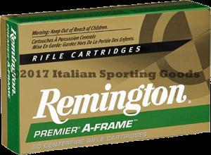 Remington 338 Win Mag, 225Gr PSP A-Frame