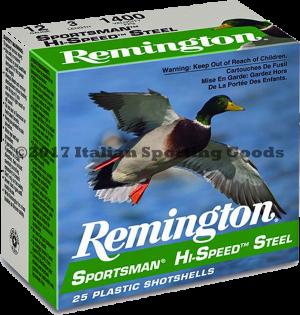 "Remington 12 Ga, 3"" 1 1/8 Oz #2"