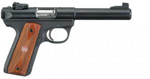 Sturm Ruger & Co. 22/45 Target Wood Grip