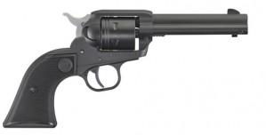 """Ruger Wrangler Black Cerakote 22 LR, 4 5/8"""" Barrel"""
