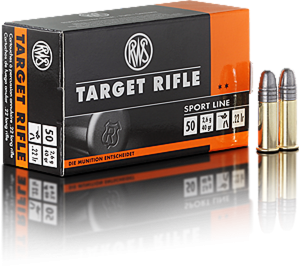 RWS 22 LR, 40 Gr Target Rifle