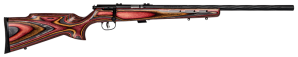 """Savage Mark II BRJ Lam HB Spiral 22 LR, 21"""" Barrel"""