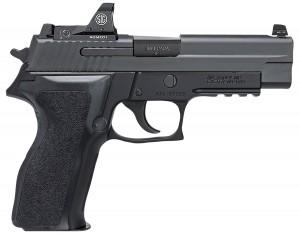 Sig Sauer P226 RX Black DA/SA Romeo 1