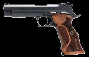 Sig Sauer P210, Target Black