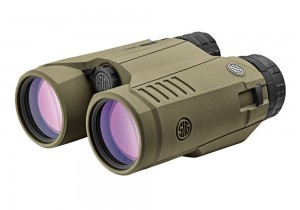 Sig Sauer Kilo 3000BDX Range Binocular, 10x42
