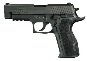 Sig Sauer P226, Enhanced Elite, Black