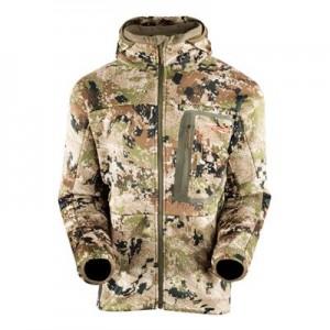 Sitka Traverse Cold Weather Hoody Mid Layer XL-Optifade Subalpine