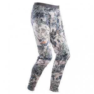 Sitka Heavyweight Bottom Mid Layer L-Optifade Open Country