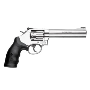 "Smith & Wesson 617 Revolver 22 LR, 6"" Barrel"