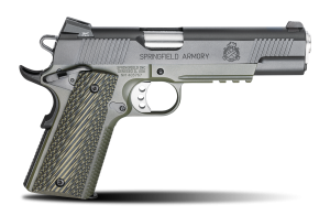 Springfield Armory 1911-A1 TRP SS Loaded Nite/Sgt