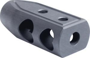 Timber Creek Heart Breaker Muzzle Brake 223 Clear Cerakote