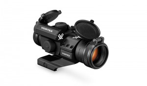 Vortex Optics StrikeFire II 1X Cantilever Mt