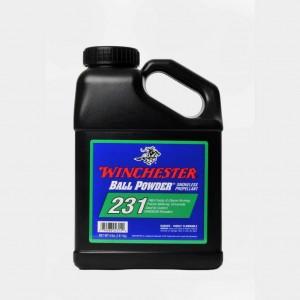 Winchester 231 Ball Powder, 4 LB