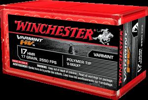 Winchester 17 HMR, 17 Gr Magnum V-Max