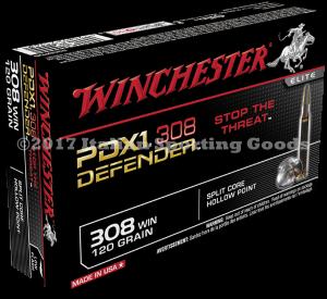 Winchester 308 Win, 120 Gr Split Core HP