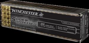 Winchester 22 LR, 45 Gr Lead RN