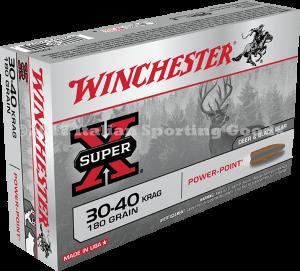 Winchester 30-40 Krag, 180 Gr Power Point