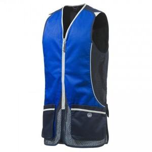 Beretta Silver Pigeon Vest Ambidextrous, XXL-Blue