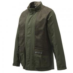Beretta Teal Sporting Jacket Waterproof, XL-Green