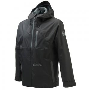 Beretta Active Packable Jacket Waterproof, L-Black