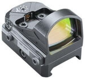 Bushnell AR Micro Reflex Sight 1x Red Dot-Matte Black