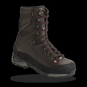 "Crispi Wild Rock Plus GTX 800 Grams Insulated Nubuk Leather Gore-Tex 10"" Brown 11.5 D"