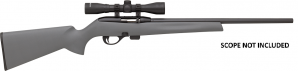 Remington 597 Semi-Auto Grey Synthetic