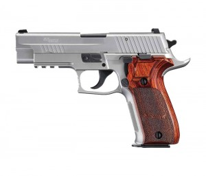 Sig Sauer P226R, Stainless Elite