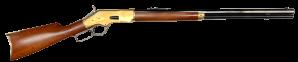 "A. Uberti 1866 Sporting Rifle 45 Colt, 24 1/4"" Barrel"