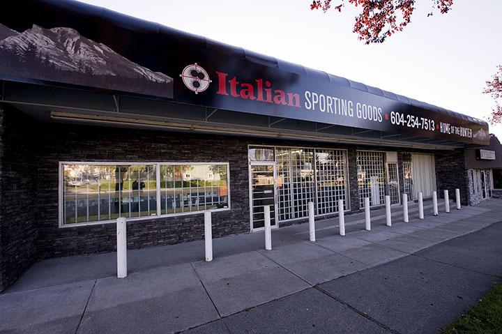 ISG storefront